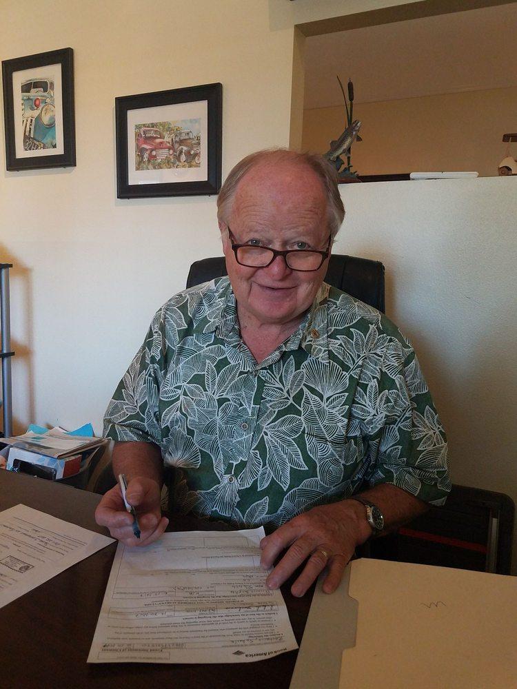 James Flamson Tax Service: 1422-C Lincoln Ave, Calistoga, CA