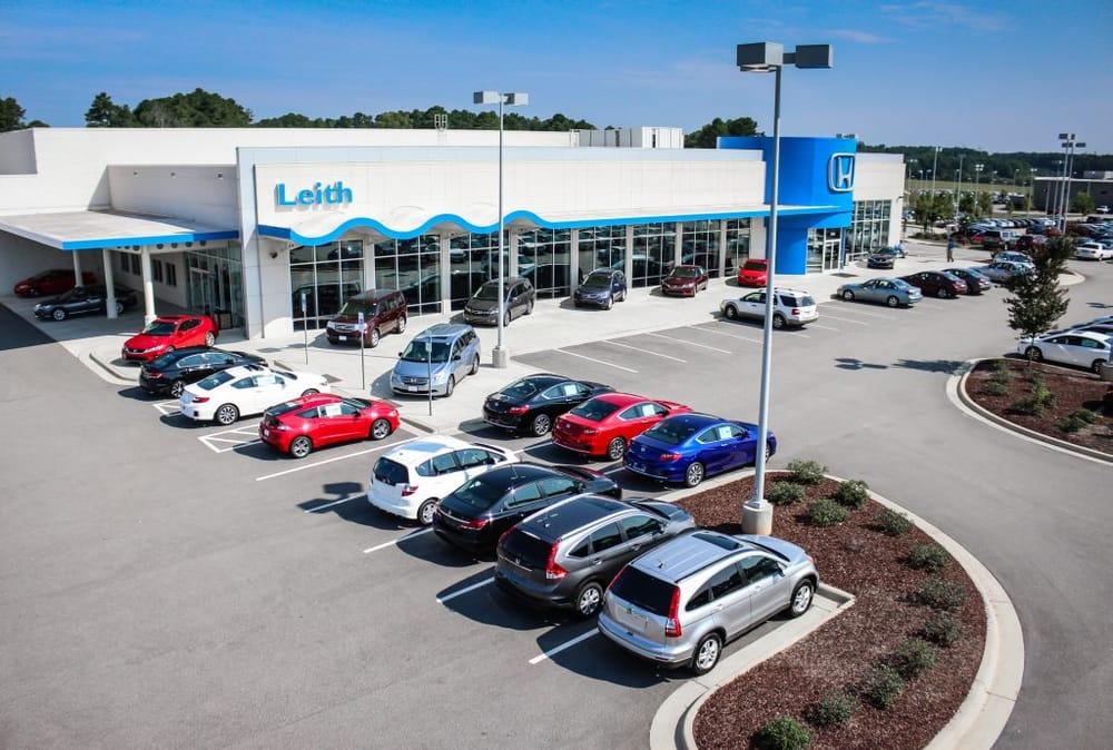 Leith honda 72 reviews dealerships 3940 capital for Honda dealership raleigh