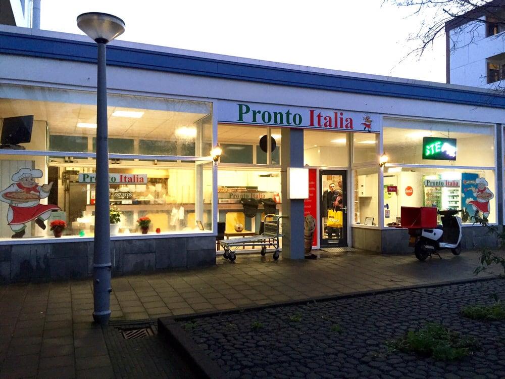 Pronto Italia   Food Delivery Services   Kastelenstraat 263, Buitenveldert, Amsterdam, Noord