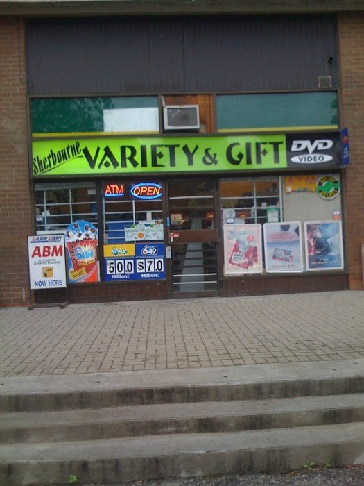 Sherbourne Variety & Gift