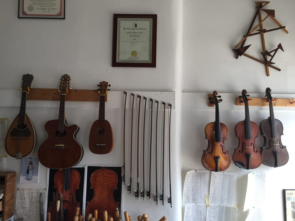 Bellevue Violins: 705 Fairfield Ave, Bellevue, KY