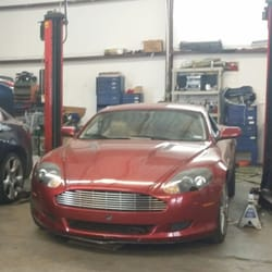 Renaissance Aston Martin Get Quote Auto Repair Crossview - Aston martin houston