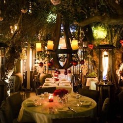 Photo Of Pump Restaurant West Hollywood Ca United States The Main Dining
