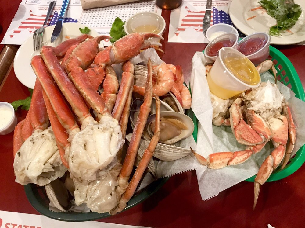 Seafood City: 9996 S Dupont Hwy 13, Felton, DE