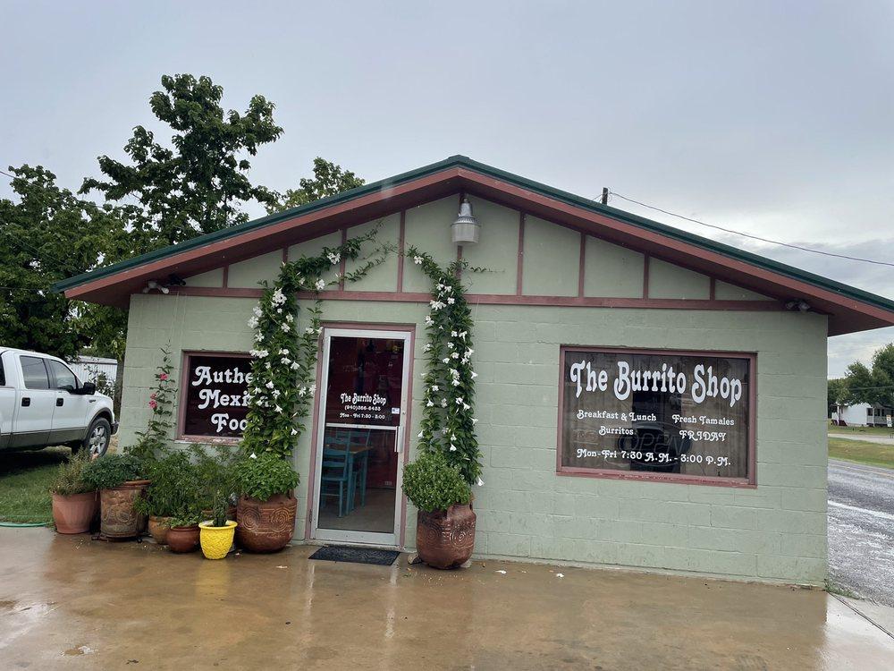The Burrito Shop: 10275 hwy 59, Montague, TX
