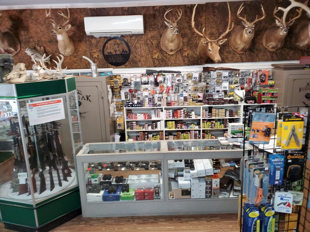 Southern Sportsman: 1724 Front St, Meridian, MS