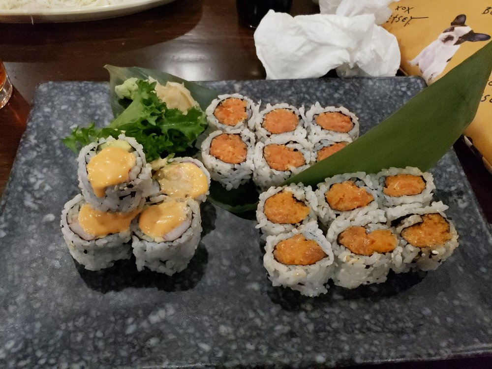 Masa Sushi Hibachi Steakhouse & Seafood: 1205 Lake Dr SE, Bessemer, AL