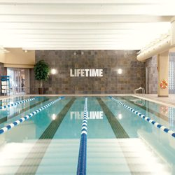 Lifetime fitness at the rim