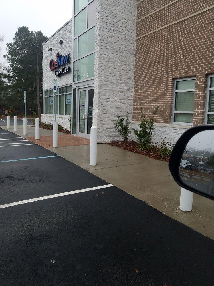 Carenow Urgent Care: 515 St James Ave, Goose Creek, SC