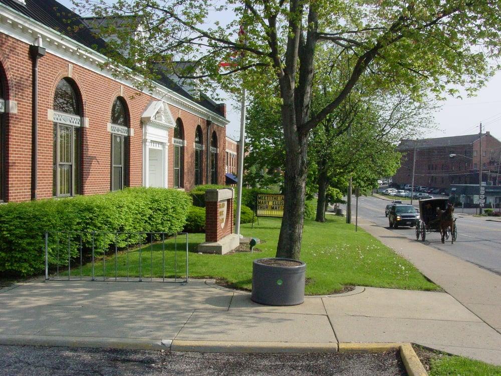 Ashland Public Library: 224 Claremont Ave, Ashland, OH