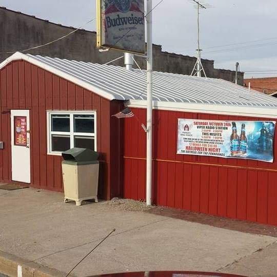 Papa B's Wing Shack: 110 N Allen St, Montgomery City, MO