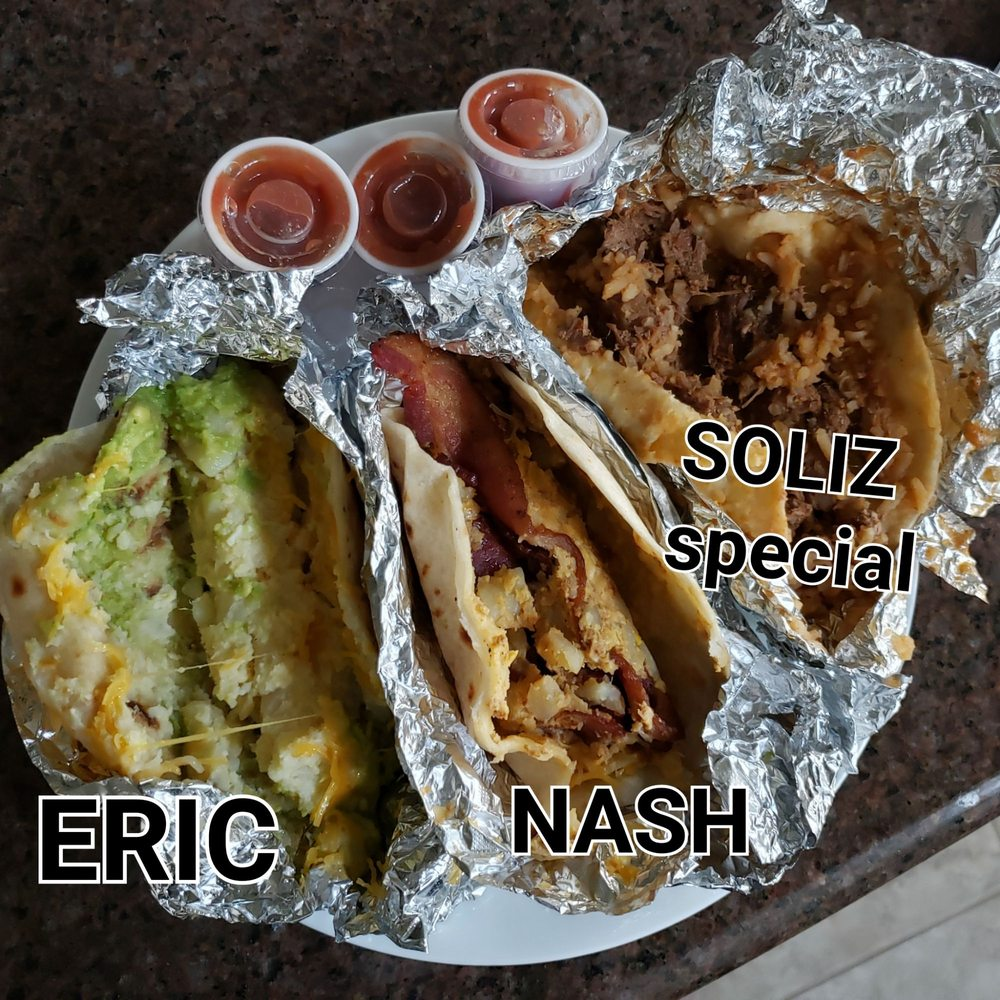 Soliz Casa De Tacos: 303 Dulles Ave, Stafford, TX