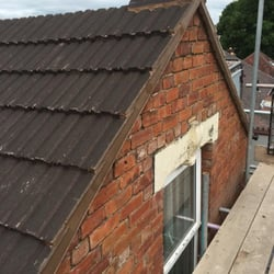 Photo Of AM Roofing And Building Services   Cannock, Staffordshire, United  Kingdom. Ridge