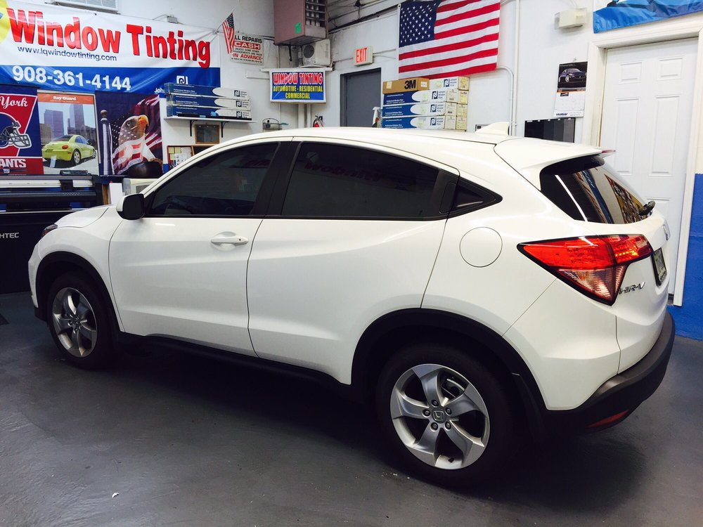 Honda hrv with all 4 windows tinted at 15 yelp for Honda window tinting