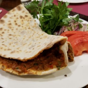 Photo Of Beyti Turkish Kebab Brooklyn Ny United States Lahmacun