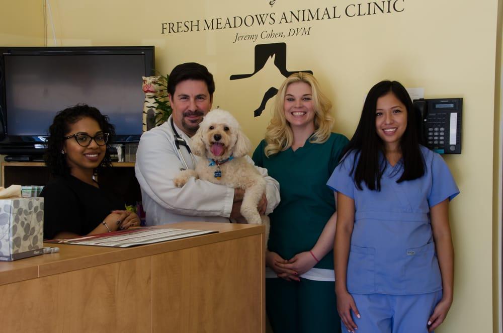 Fresh Meadows Animal Clinic: 192-09 Union Tpke, Fresh Meadows, NY