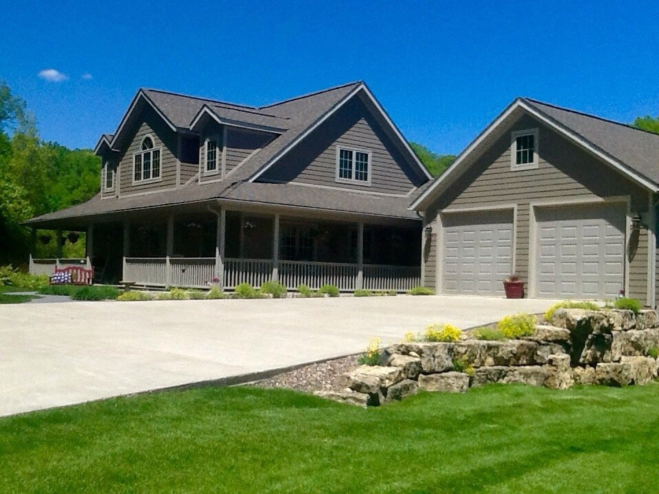 Doug Knuckey Construction: 11A41 Par Ct, Apple River, IL