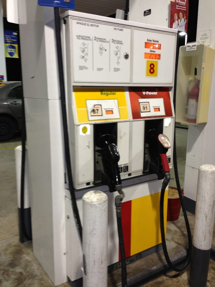 Shell: PR-506, Coto Laurel, PR