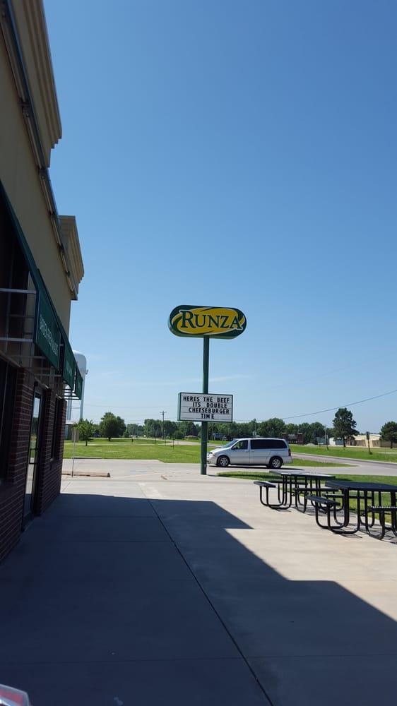 Runza: 2630 Industrial Ave, Fairbury, NE