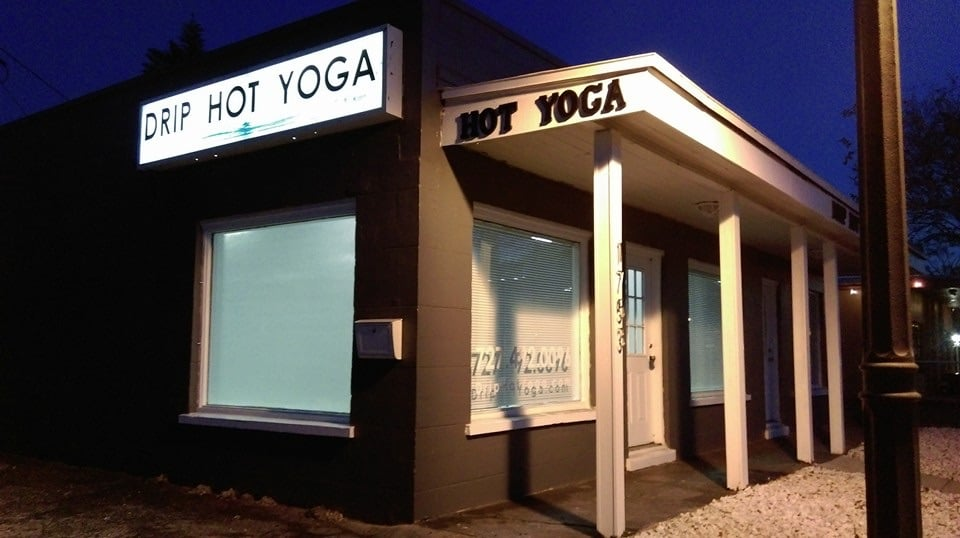 Drip Hot Yoga: 1753 Clearwater Largo Rd, Clearwater, FL