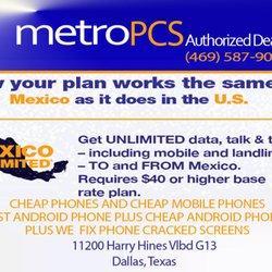 Metro PCS - Mobile Phones - 11200 Harry Hines G13, North Dallas