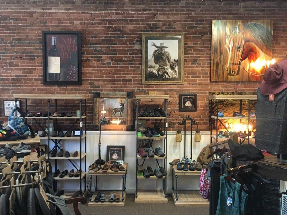 Main Street Shoes: 521 Main St, Weaverville, CA