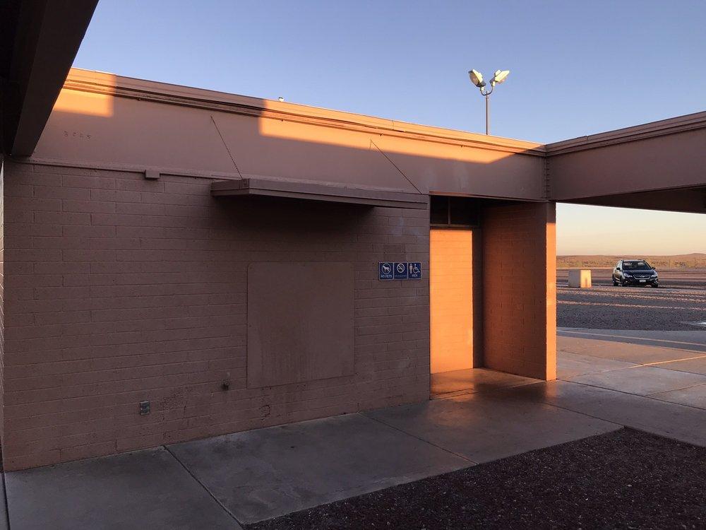Sentinel Rest Area: Interstate 8 Milepost 85, Sentinel, AZ