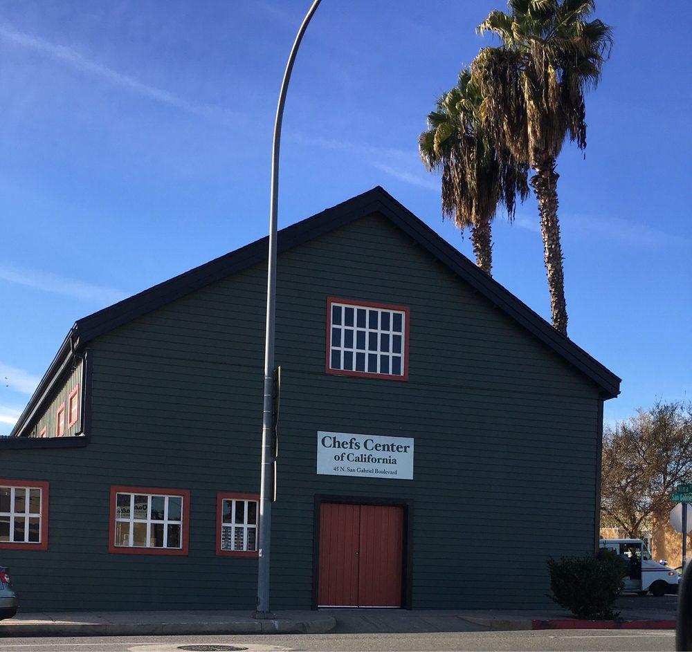 Chefs Center: 45 N San Gabriel Blvd, Pasadena, CA