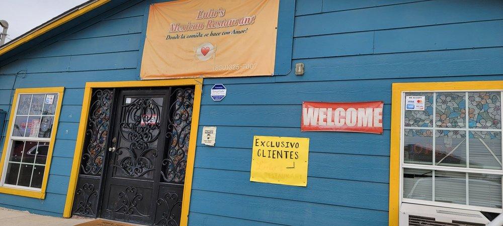 Lulu's Mexican Restaurant: 2955 El Indio Hwy, Eagle Pass, TX