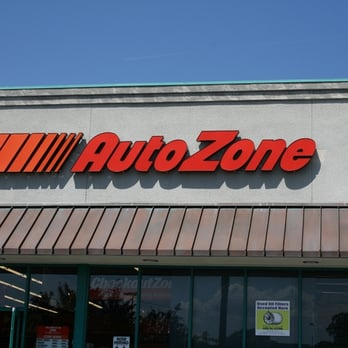 AutoZone - Auto Parts & Supplies - 1091 Sanguinetti Rd, Sonora, CA ...