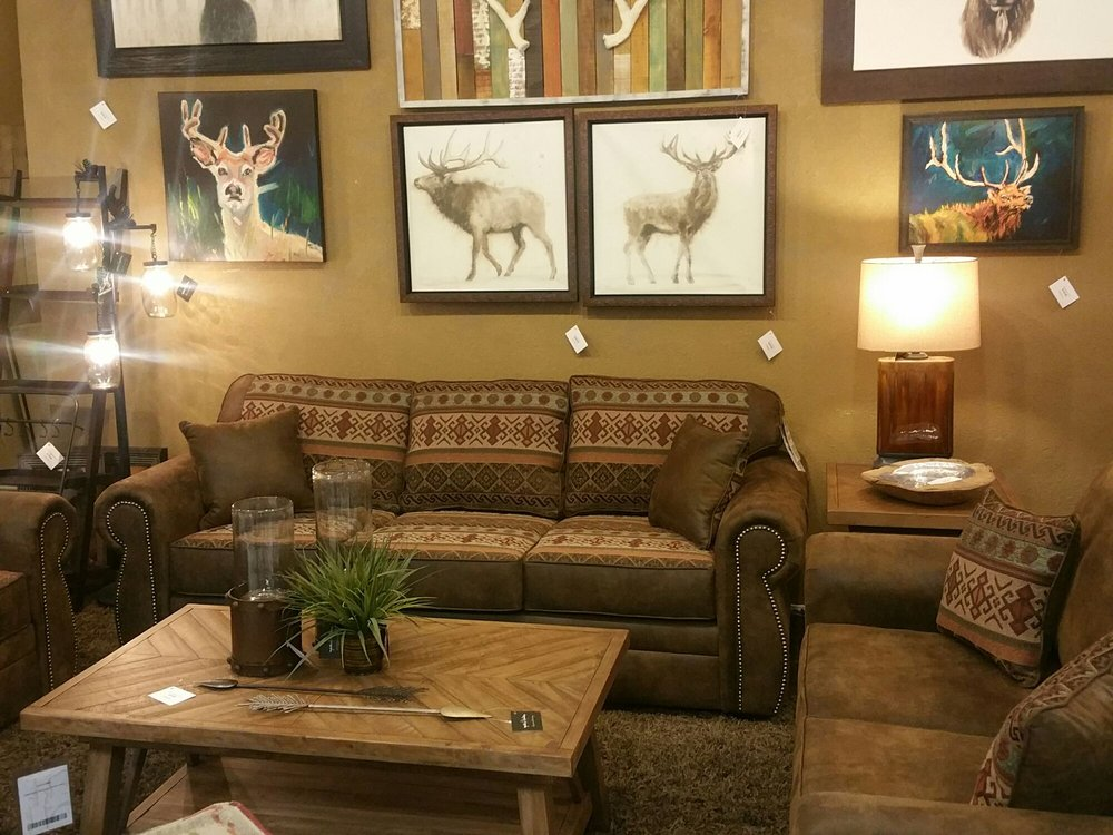 Great Southwest style sofa at a great price! Yelp