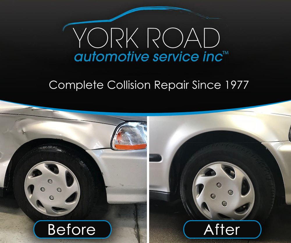 York Road Automotive Service Inc