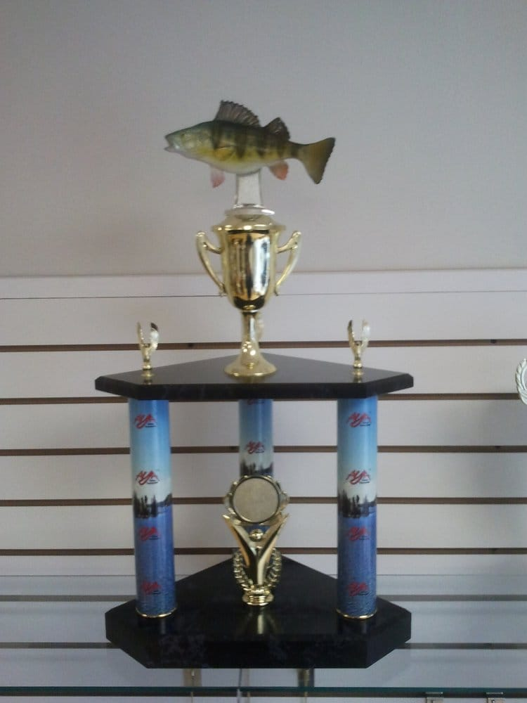Custom Craft Trophy & Embroidery: 118 N Highland Ave, Plymouth, WI