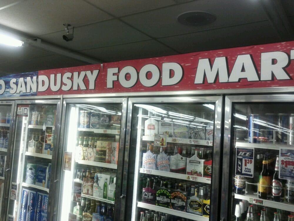 Food Near Sandusky Oh