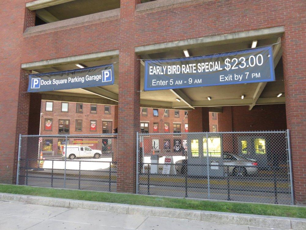 Dock Square Parking Garage 34 Reviews Transportation