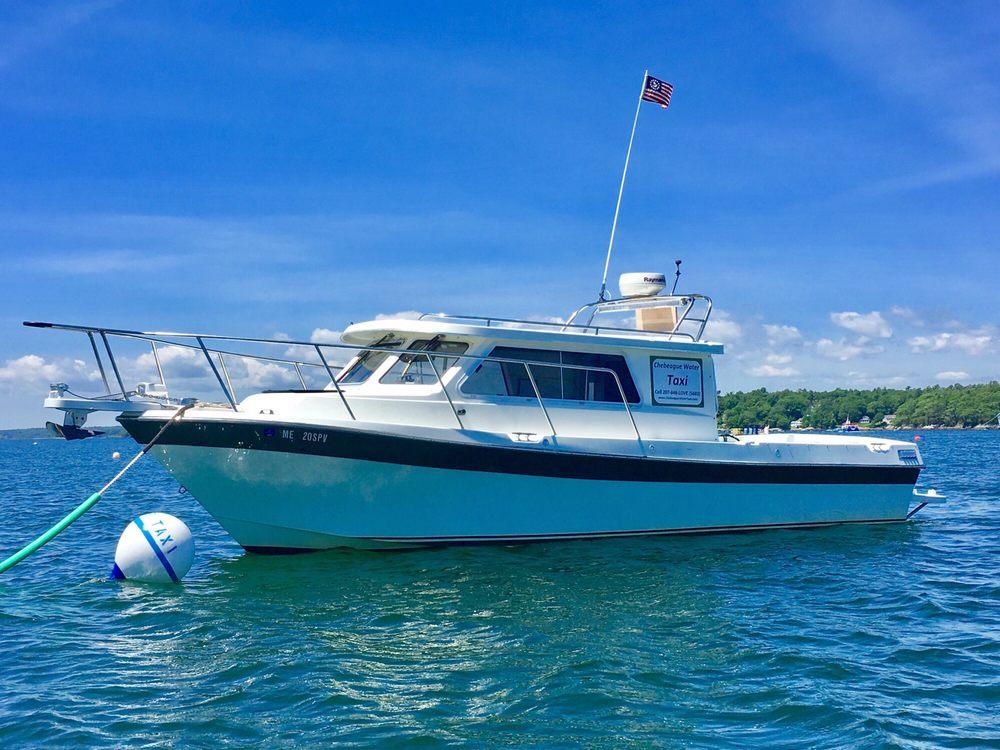 Chebeague Water Taxi: 21 Carters Point Rd, Chebeague Island, ME