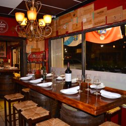 Photo Of Candela Restaurant Wilton Manors Fl United States High Top Table