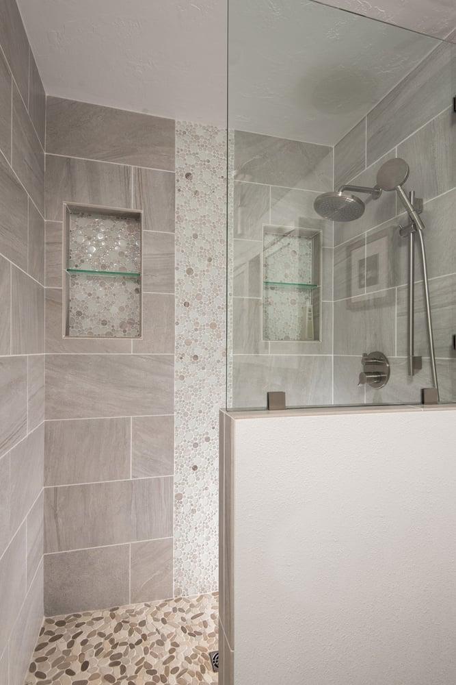 Bathroom Renovation Sequence Of Work : Rancho bernardo master bathroom remodel yelp