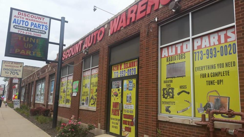 Discount Auto Salvage >> Discount Auto Warehouse - Auto Parts & Supplies - 4210 W