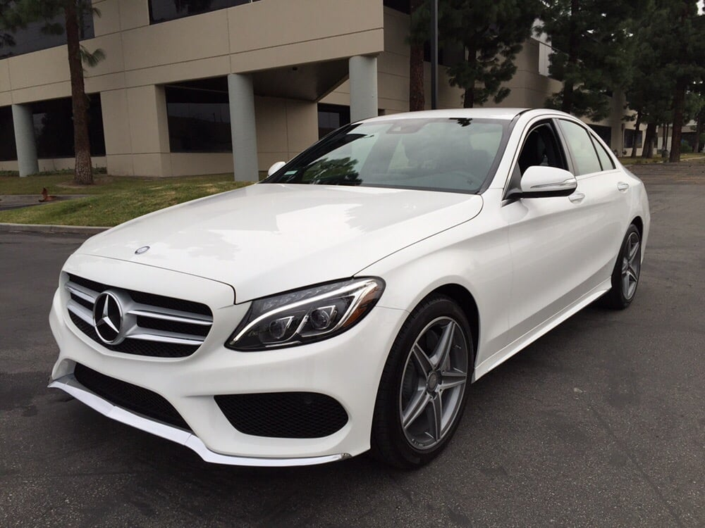 My new baby thanks sunil yelp for Mercedes benz anaheim