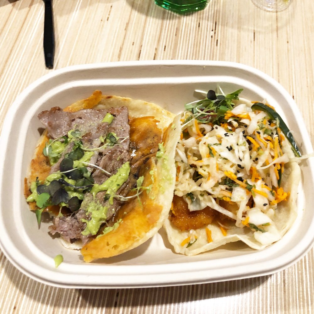 Food from Lifted Taco
