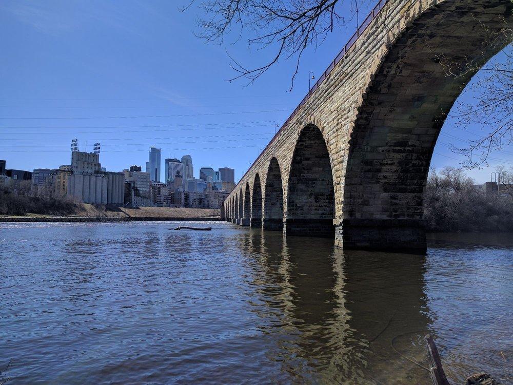 Range Stone Ponto Turistico ~ Stone arch bridge fotos e avaliações pontos