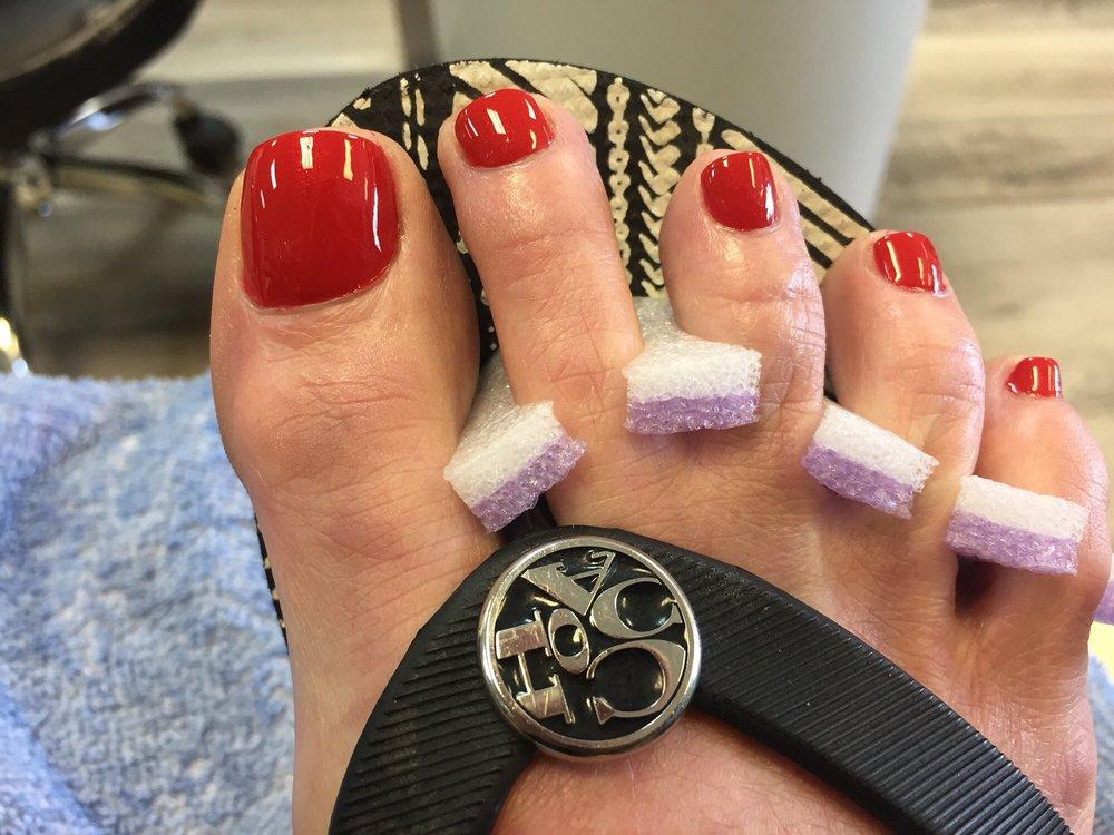 Precious Nails: 229 N Andover Rd, Andover, KS