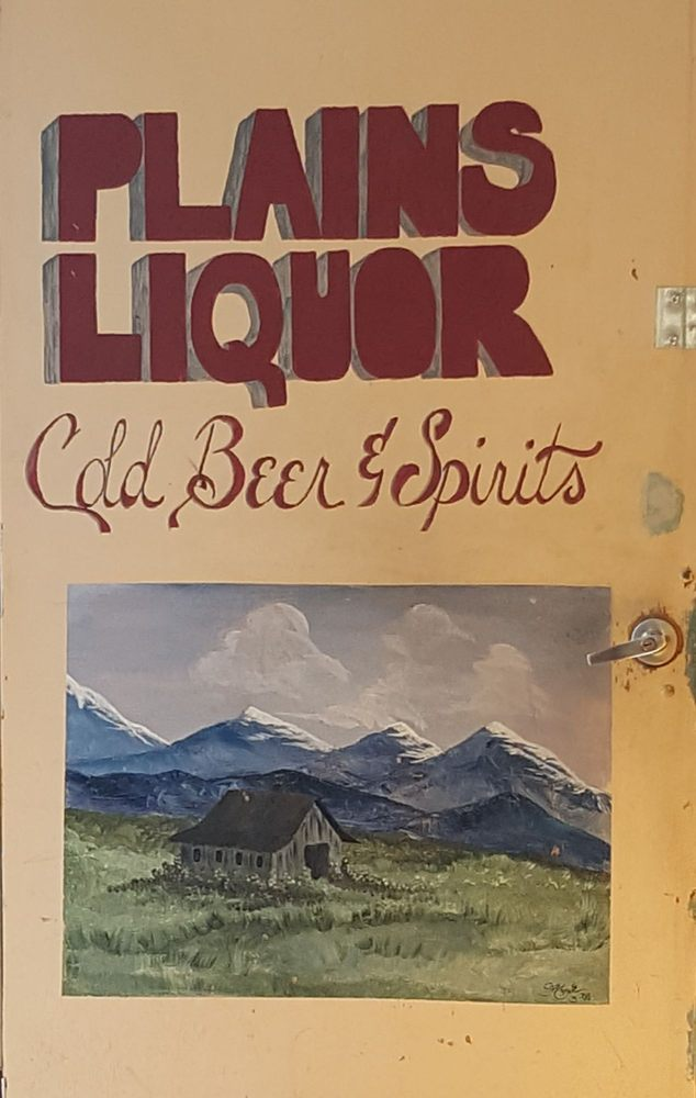 Plains Market & Liquor: 139 E Main St, Pierce, CO
