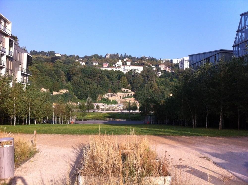 Jardin d erevan 14 photos parcs rue casimir p rier confluence lyon france yelp - Jardin villemanzy lyon lyon ...