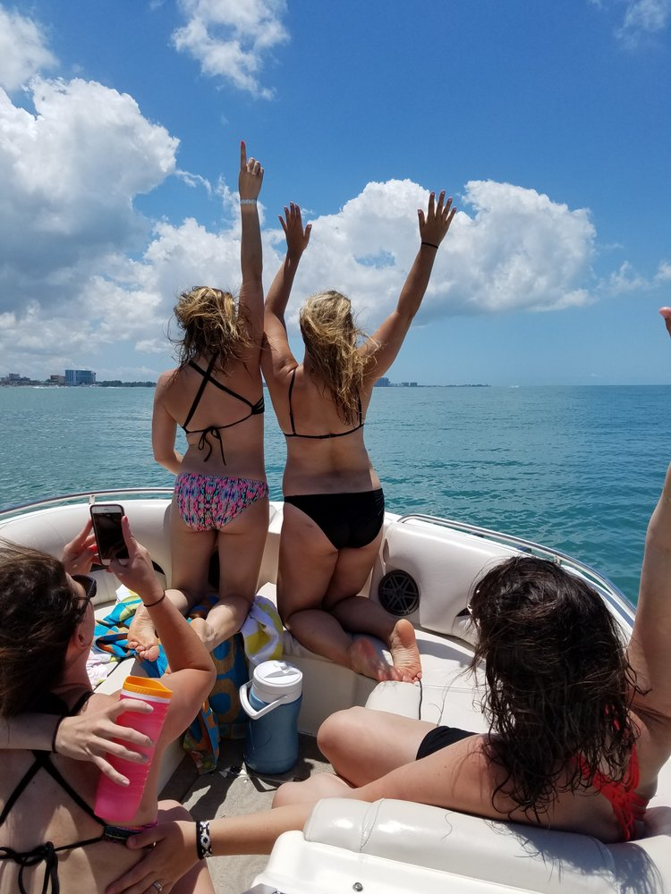 A Boat Day: Clearwater, FL