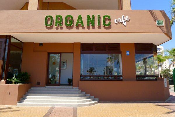 Organic Cafe - 13 Photos - Vegan - Paseo Marítimo Rey de España, s/n