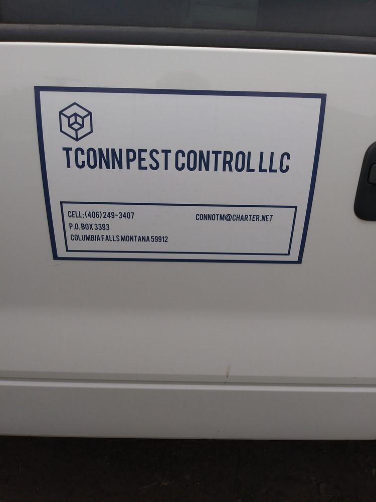 TConn Pest Control: 555 C St EN, Columbia Falls, MT