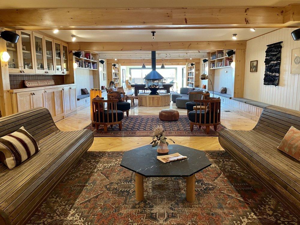 Scribner's Catskill Lodge: 13 Scribner Hollow Rd, Hunter, NY