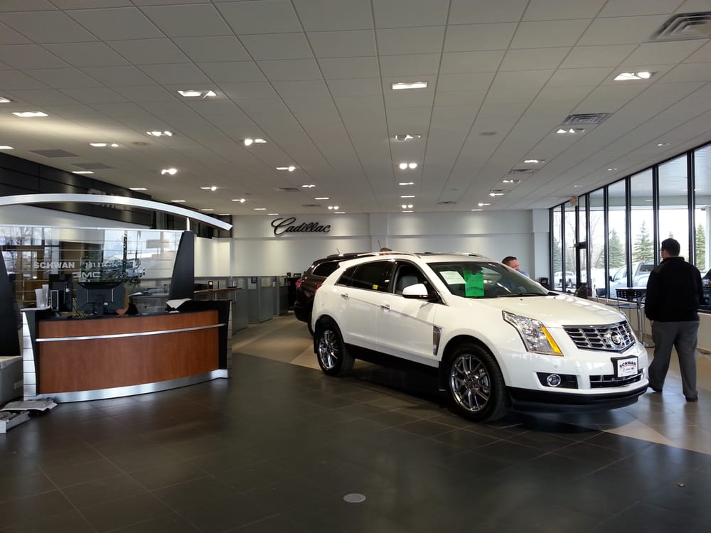 Schwan Buick GMC Cadillac Service: 3812 Memorial Hwy, Mandan, ND